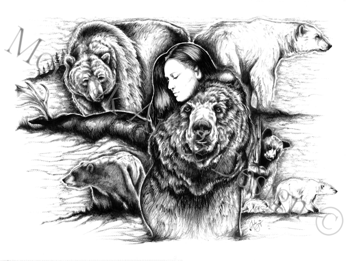 Bear: Clan Mother (2012)