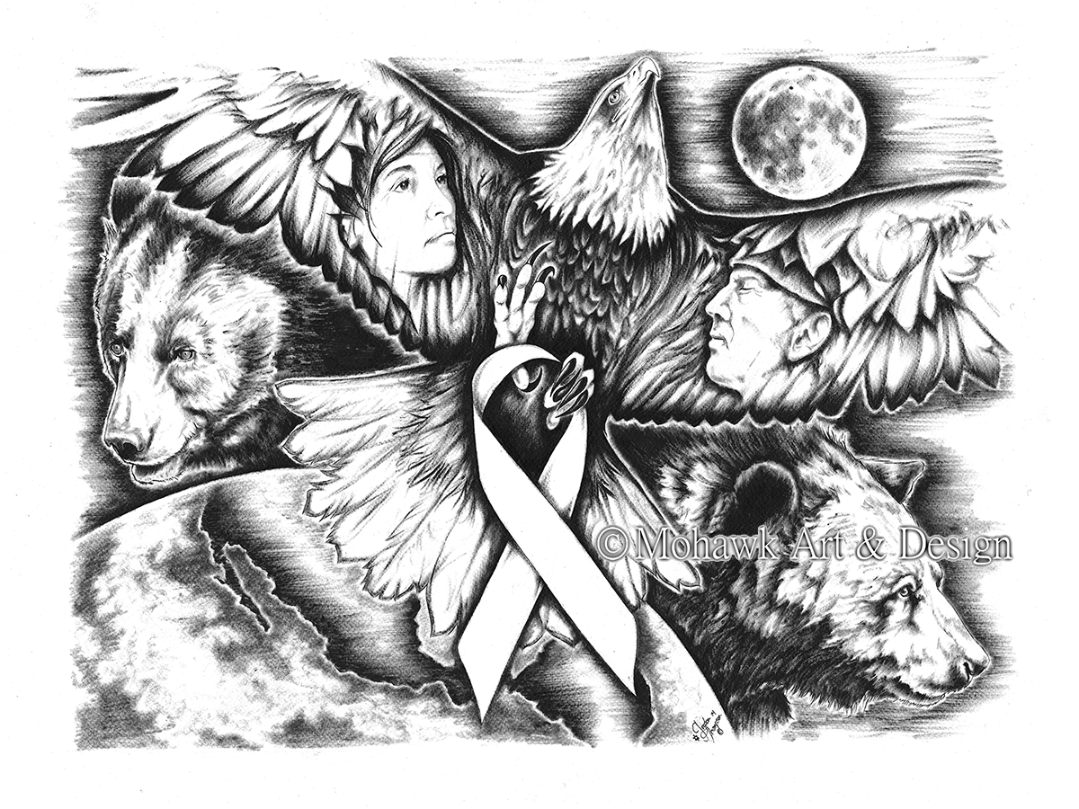 Native American: Cancer Awareness (2014)