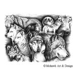 Wolf-Clan-Mother